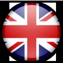 bandera idioma ingés